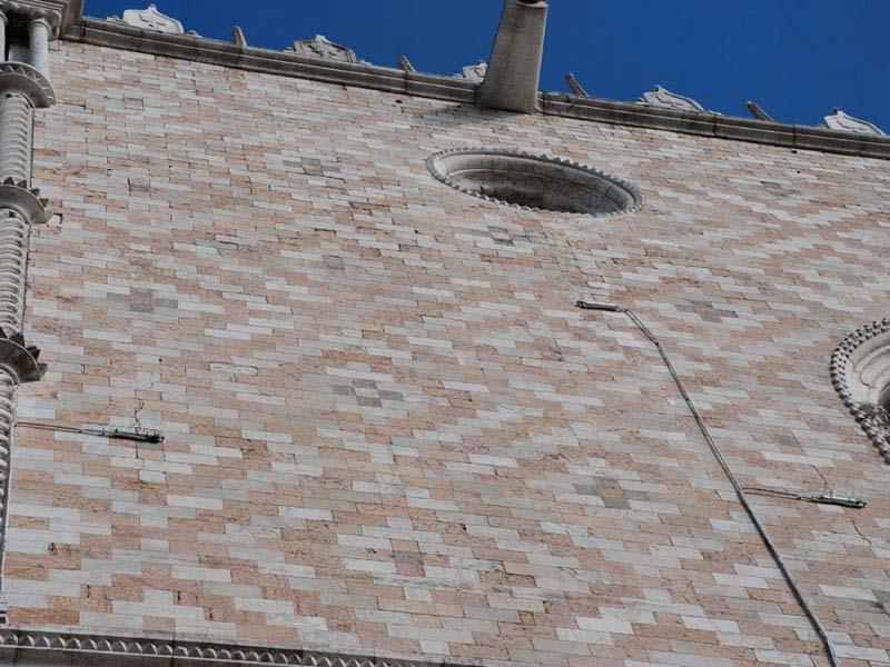 monitoraggio palazzo ducale boviar