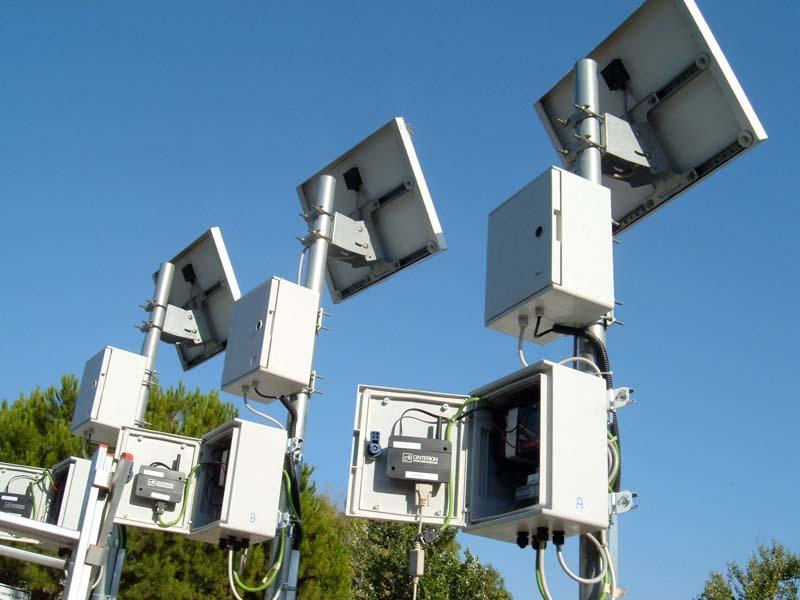 centraline monitoraggio ambientale boviar