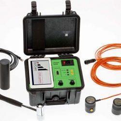 Centralina per indagini soniche ed ultrasoniche CMS