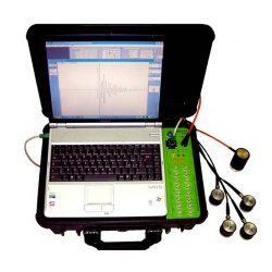 Centralina per Tomografia sonica ed ultrasonica (TDAS)