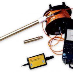 Sonda amovibile per misure di deviazione delle perforazioni