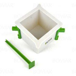 Cubettiera per provini di calcestruzzo