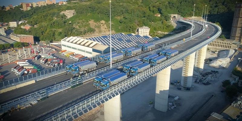ANSFISA collaudo ponte di Genova