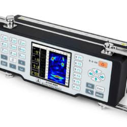 Portable handheld ultrasonic tomograph A1040 MIRA